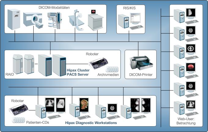 VetX Diagnostic Workstation PACS