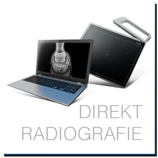 Direktradiografie