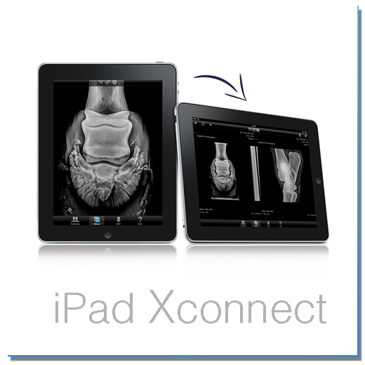Xray ipad xconnect